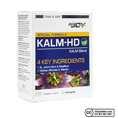 Bigjoy Vitamins Kalm-Hd 60 Kapsül