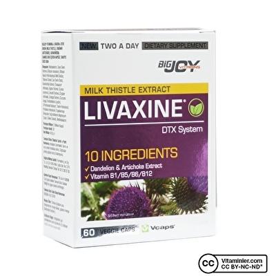 Bigjoy Vitamins Livaxine 60 Kapsül
