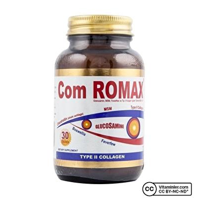 Com Romax Glucosamine Chondroitin MSM 30 Tablet