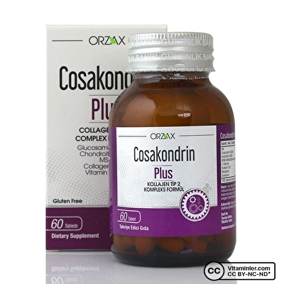 Cosakondrin Plus 60 Tablet