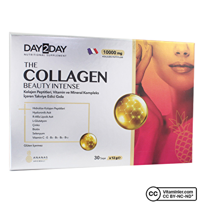 Day2Day The Collagen Beauty Intense 30 Saşe
