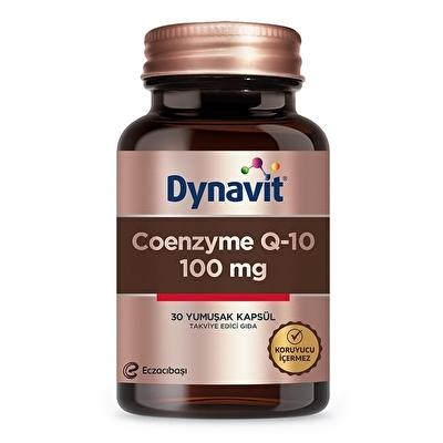 Dynavit Coenzyme Q10 100 Mg 30 Kapsül