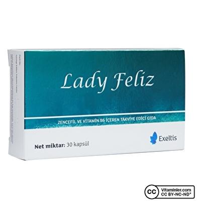 Exeltis Lady Feliz 30 Kapsül