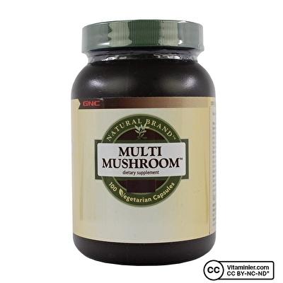 GNC Multi Mushroom 100 Kapsül