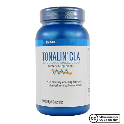 GNC Tonalin CLA 1000 Mg 90 Kapsül