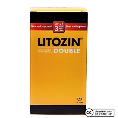 Litozin Double 120 Kapsül