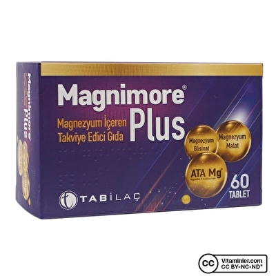 Magnimore Plus 60 Tablet