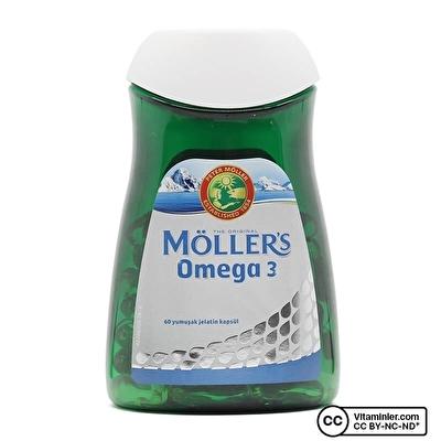 Möller's Omega 3 60 Kapsül