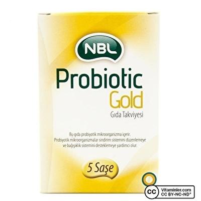NBL Probiotic GOLD 5 Saşe