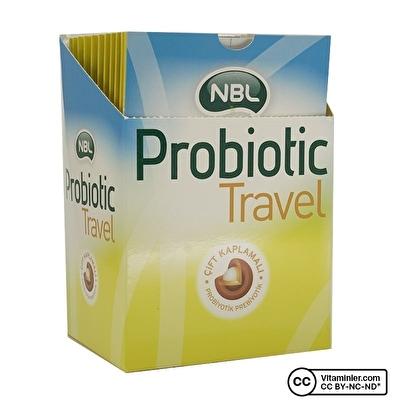 NBL Probiotic Travel 72 Çiğneme Tableti
