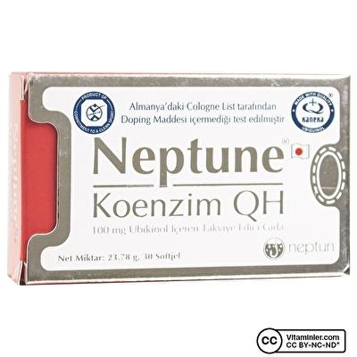 Neptune Koenzim QH 100 Mg 30 Kapsül