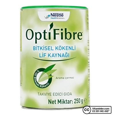 Nestle OptiFibre Bitkisel Kökenli Lif Kaynağı 250 Gr