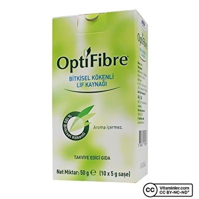 Nestle Optifibre Bitkisel Lif Kaynağı 5 Gr x 10 Saşe
