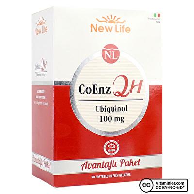 New Life CoEnz QH 60 Kapsül