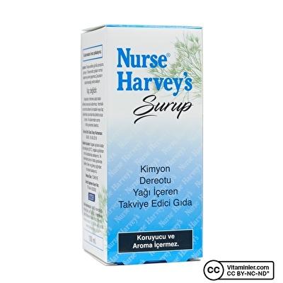 Nurse Harvey's Şurup Kimyon Dereotu Yağı 100 mL