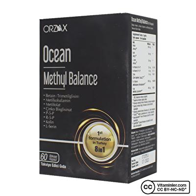 Ocean Methyl Balance 60 Kapsül