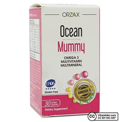 Ocean Mummy Multivitamin 30 Kapsül