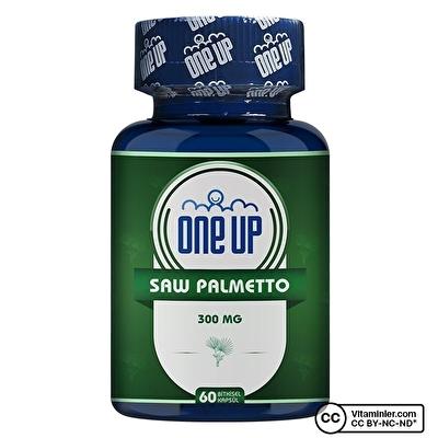 One Up Saw Palmetto 60 Kapsül