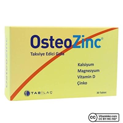 OsteoZinc 30 Tablet