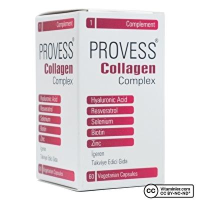 PharmaQ Provess Collagen Complex 60 Kapsül