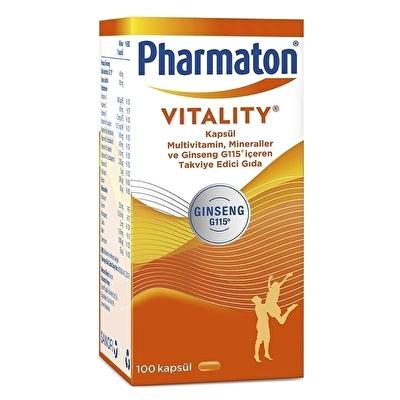 Pharmaton 100 Kapsül