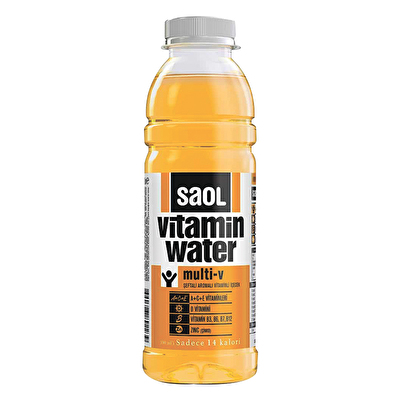 Saol Vitamin Water Multi-V 500 mL
