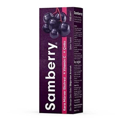 Sunlife Samberry Şurup 150 mL