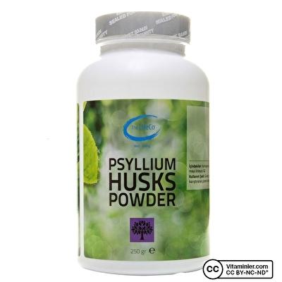The Lifeco Psyllium Husks Powder 250 Gr