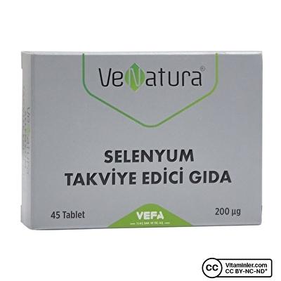 Venatura Selenyum 200 Mcg 45 Tablet