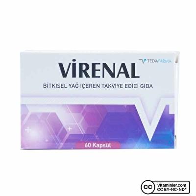 Virenal 60 Kapsül