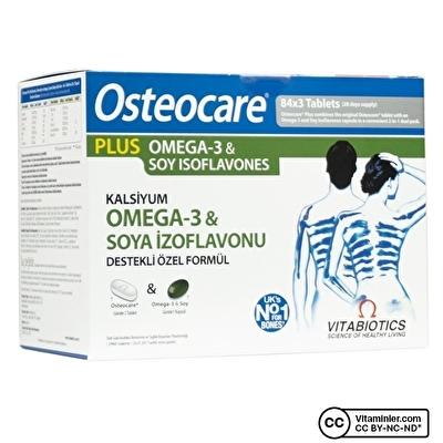 Vitabiotics Osteocare Plus 84 Tablet 3 Al 2 Öde