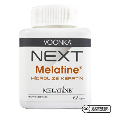 Voonka Next Melatine 62 Kapsül