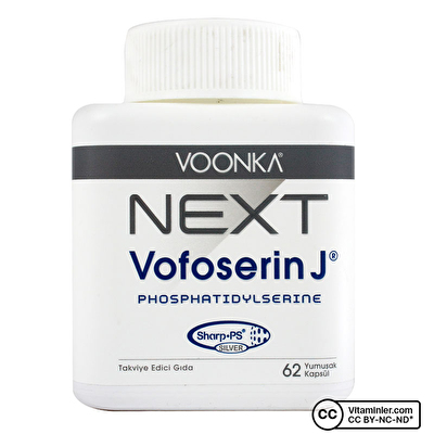 Voonka Next Vofoserin J 62 Kapsül