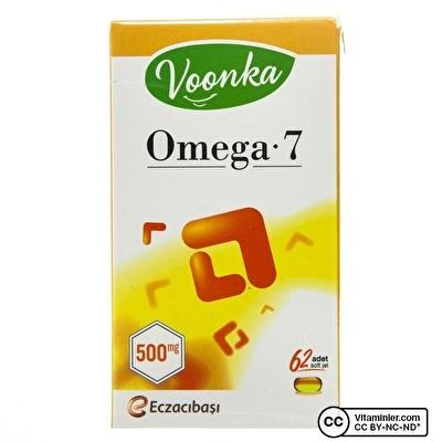 Voonka Omega 7 62 Kapsül