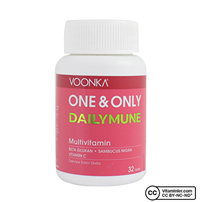 Voonka One & Only Dailymune 32 Tablet