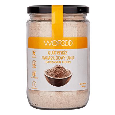 Wefood Glutensiz Karabuğday Unu 350 Gr